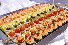 Salg: Finger food for party and events