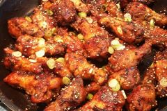 Salg: Chicken Wings